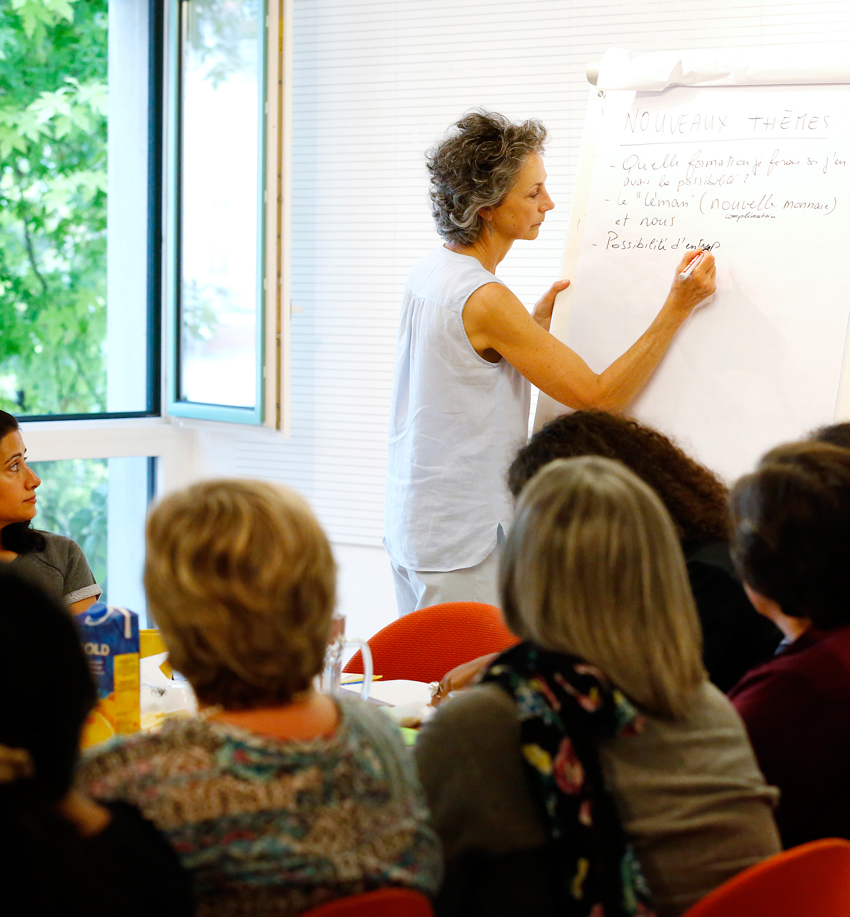Ateliers f-information