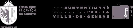 Subventionné par le Canton et la Ville de Genève