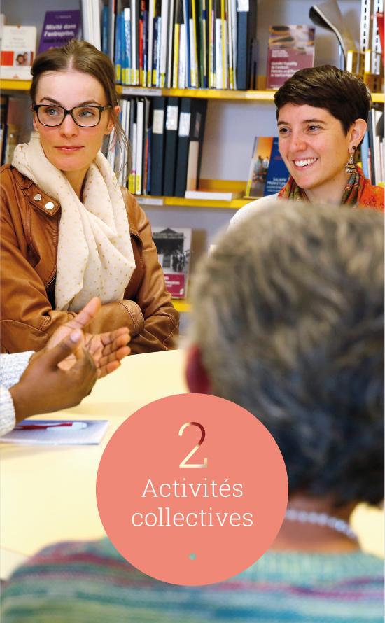2. Activités collectives