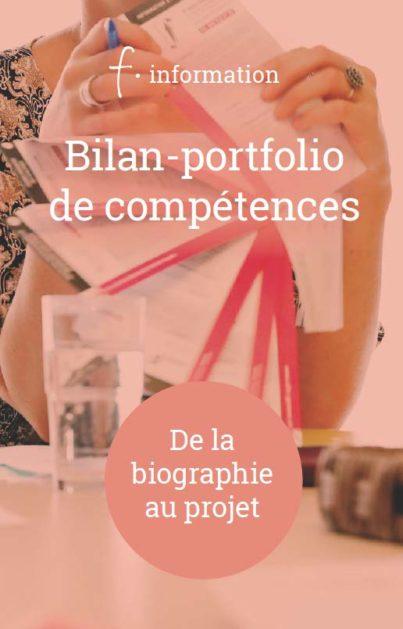 Bilan-portfolio de compétences pour les femmes en emploi ou en transition professionnelle